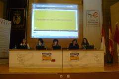 Jornadas en la Universidad sobre la violación en cita